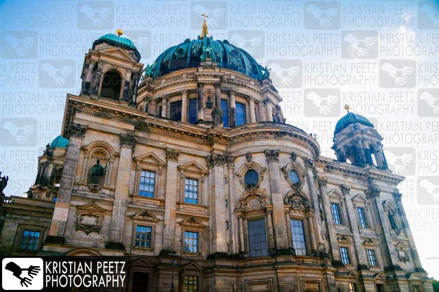 "The ""Berliner Dom"" in Berlin - Copyright by Kristian Peetz"