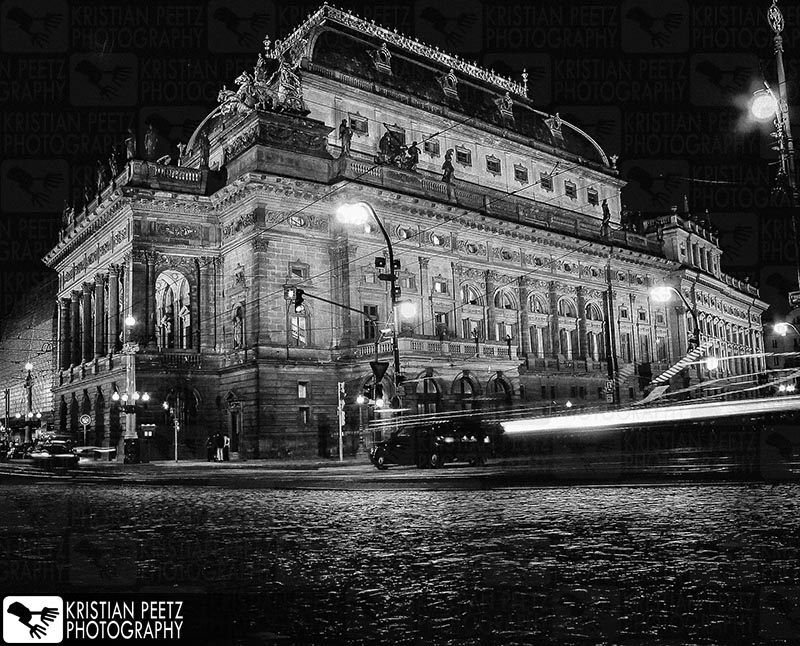 National Theater in Prague - Copyright by Kristian Peetz